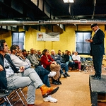 Todd Robinson Community Discussion at LINC UP
